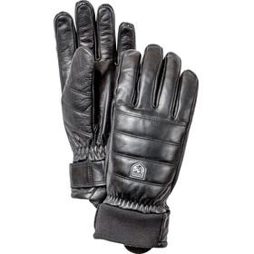 Hestra Alpine Leather Primaloft Gloves Svart